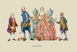 History of Costume (1500-1900)