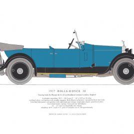 1927 Rolls Royce Twenty