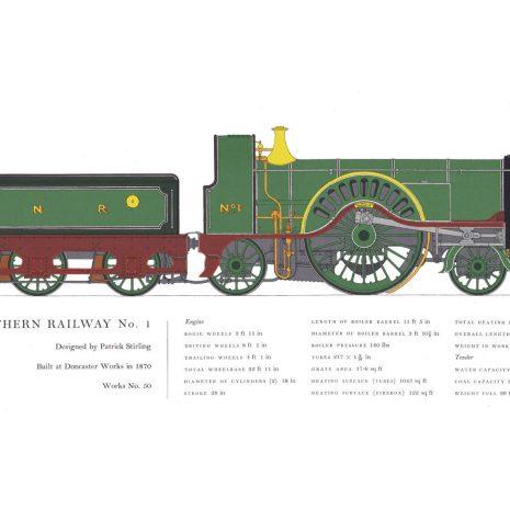 AC01 Great Northern Railway No. 1