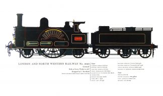 Locomotive Prints II