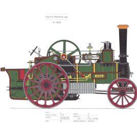 "Clayton & Shuttleworth, ""Peggy"", 1904 (No 36336)"
