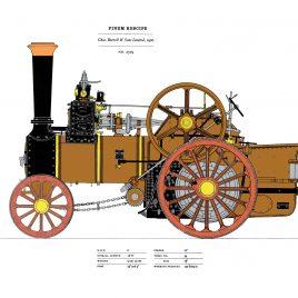 """Burrel's """"Finem Rescipe"""", 1900 (No 2319)"""
