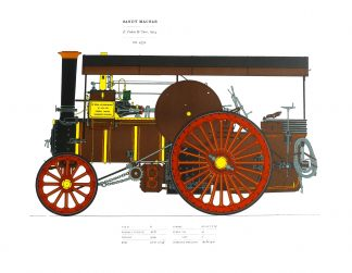 Traction Engines 1900-1933