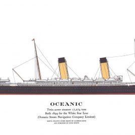 R.M.S. Oceanic, 1899