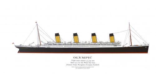 North Atlantic Liners 1899-1913