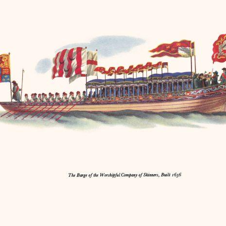 AG02 Skinner's Company Barge