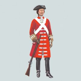 Trooper, 3rd Horse, 1705 (2nd Dragoon Guards – Queen's Bays)