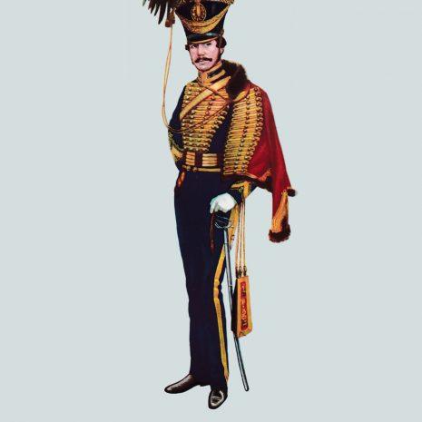 AH15 Officer, 8th King's Royal Irish Hussars