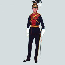 Captain, 9th Queen's Royal Lancers, 1939