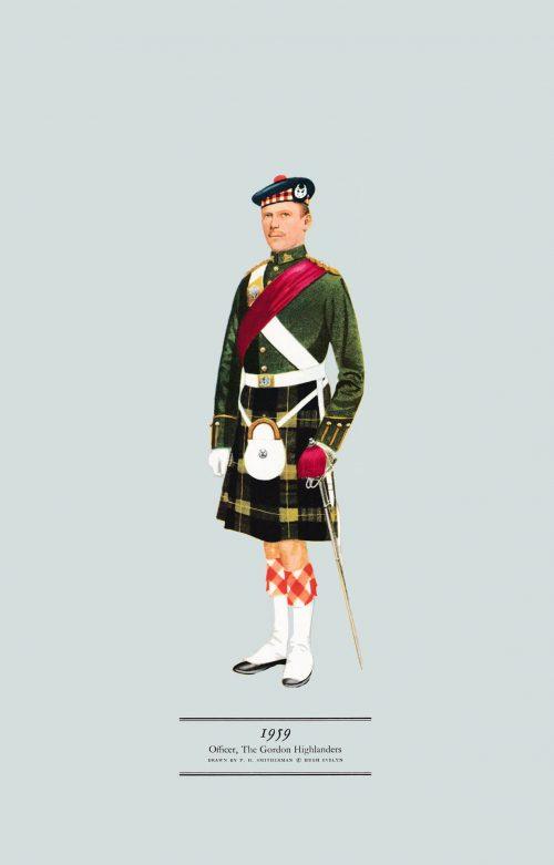 Scottish Uniforms 1730-1959