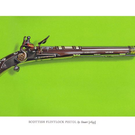 AO02 Scottish Flintlock by Stuart
