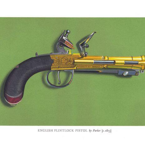 AO07 English Flintlock by Parker