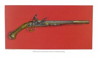 Antique Pistols 1690-1815