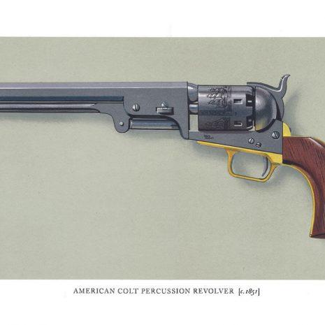 AO10 American Colt Percussion Revolver