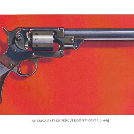 AO11 American Starr Percussion Revolver