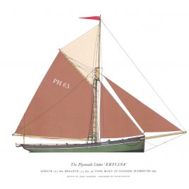 Plymouth Cutter, Erycina
