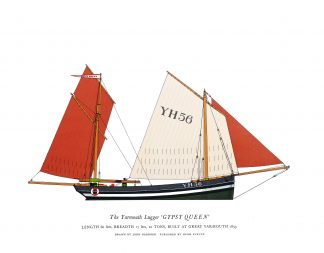 Coastal Sailing Craft 1871-1904