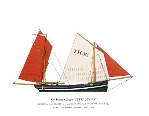 Coastal Sailing Craft 1871-1904