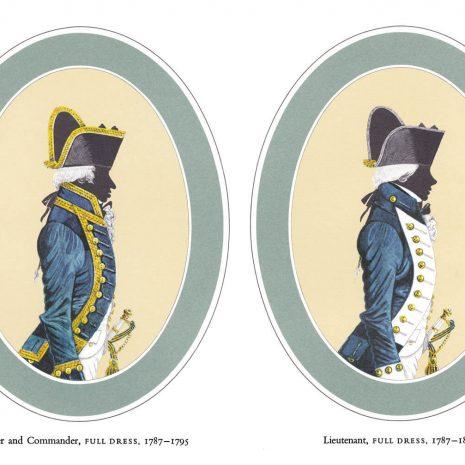 AR03 Master Commander Full Dress and Lieutenant Full Dress
