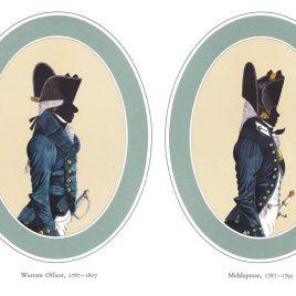I. Warrant Officer 1787-1807 II. Midshipman, 1787-1795