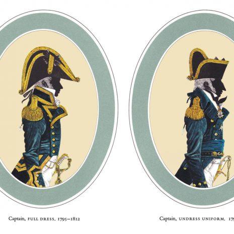 AR06 Captain Full Drtess and Captain Undress