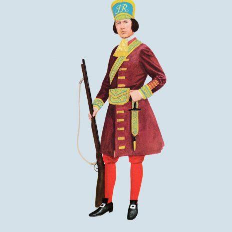 ATI05 Grenadier Officer, 1st Guards 1688