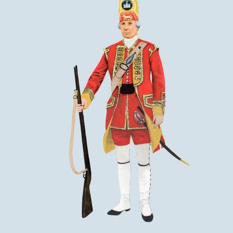 ATI13 Grenadier, 27th Foot, 1751