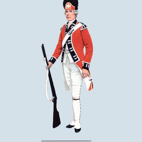 ATI17 Grenadier, Coldstream Guards, 1775