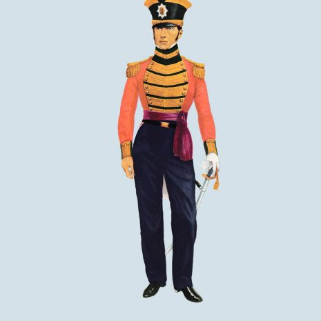 ATII14 Field Officer, 94th Foot, 1824
