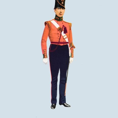 ATII20 Officer, 5th Fusiliers, 1846