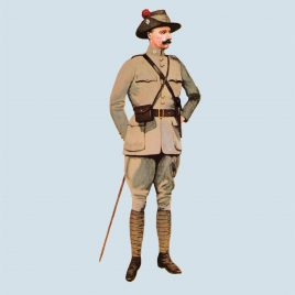Captain, Coldstream Guards, 1900