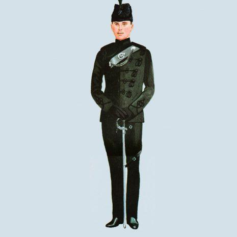 ATIII17 Subaltern, Royal Ulster Rifles, 1939