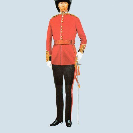 ATIII20 Captain, Scots Guards, 1959