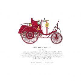 1899 Benz Velo