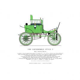 1900 Locomobile Style 2