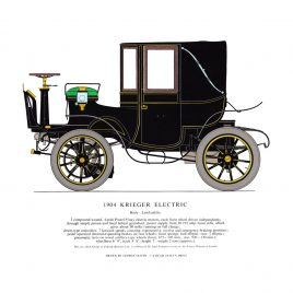 1904 Krieger Electric