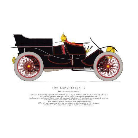 AU11 Lanchester 12 1904