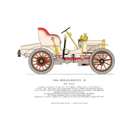 AU12 Rolls-Royce 10 1904