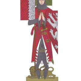 Simon de Montfort, 6th Earl of Leicester, 1208-1265