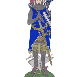 Humphrey de Bohun, 3rd Earl of Hereford and of Essex, 1249-1298