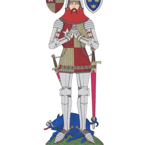 AV06 Robert de Vere, Earl of Oxford, K.G.