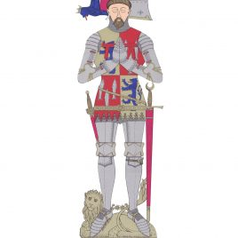 Sir Henry Percy (called 'Hotspur'), KG, 1364-1403