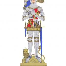 Sir John Oldcastle, Lord Cobham, 1370-1417