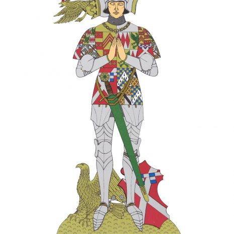 AV10 Richard Neville, Earl of Warwick and Salisbury