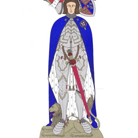 AV12 Henry Stafford, Duke of Buckingham, K.G.
