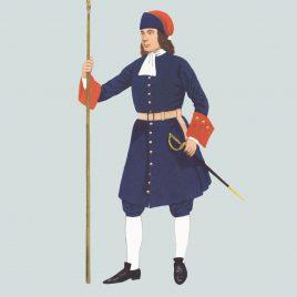 1722, Gunner, Royal Artillery