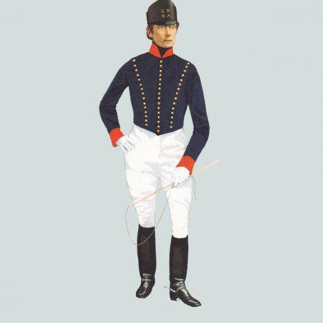 AW06 Driver, Royal Artillery, 1806
