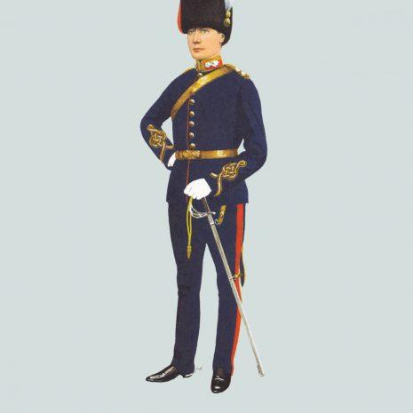 AW19 Officer, Royal Artillery, 1939