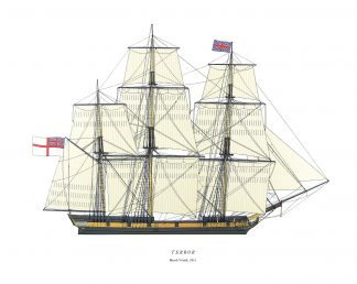 Royal Navy Warships - Sail 1765-1838