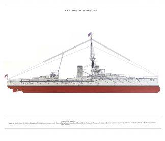Royal Navy Warships - Steam 1892-1917
